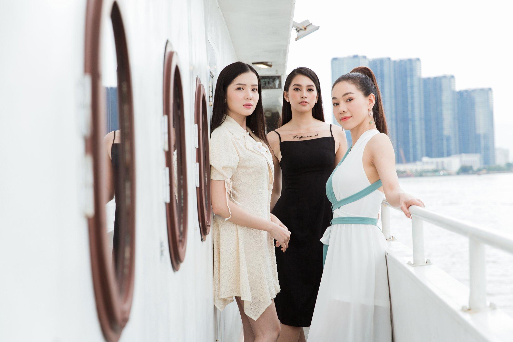 King Yacht Cruise đồng hành cùng Miss World Việt Nam 2019 - Trần Tiểu Vy