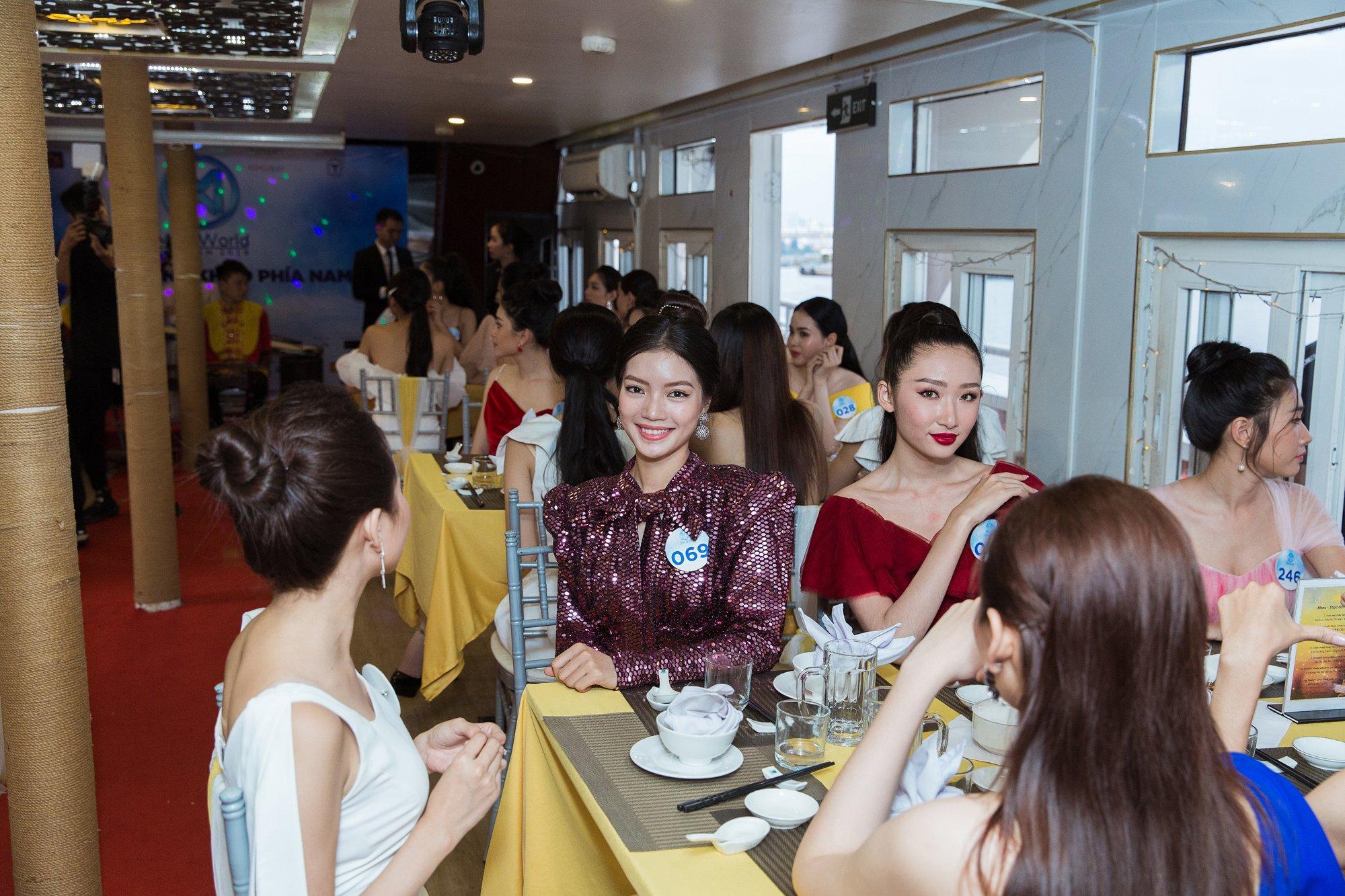King Yacht Cruise đồng hành cùng Miss World Việt Nam 2019 - 11