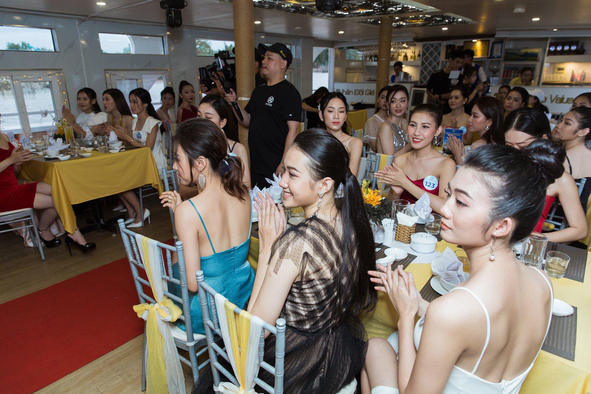 King Yacht Cruise đồng hành cùng Miss World Việt Nam 2019 - 12
