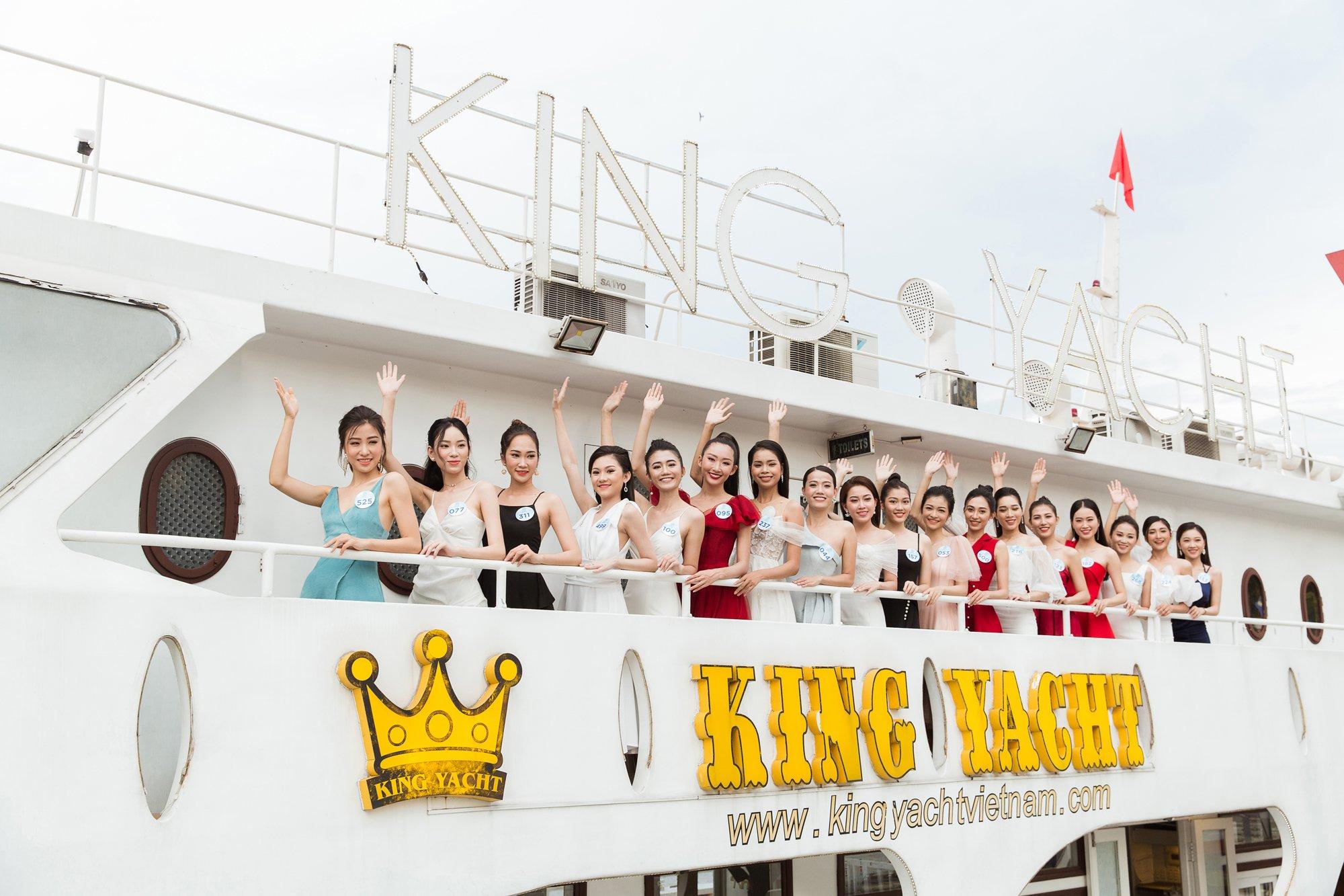 King Yacht Cruise đồng hành cùng Miss World Việt Nam 2019 - 20