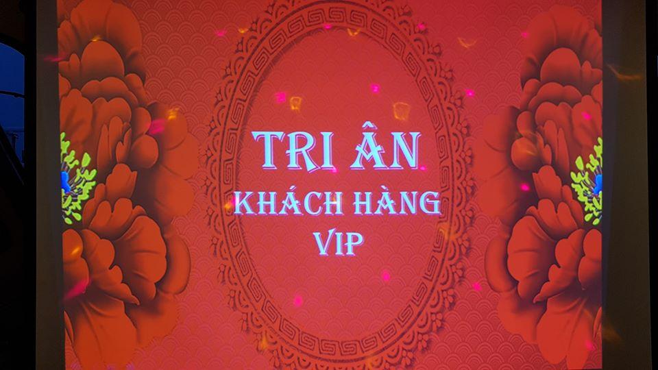 Hội nghị Tri Ân Khách hàng VIP -BH Prudential