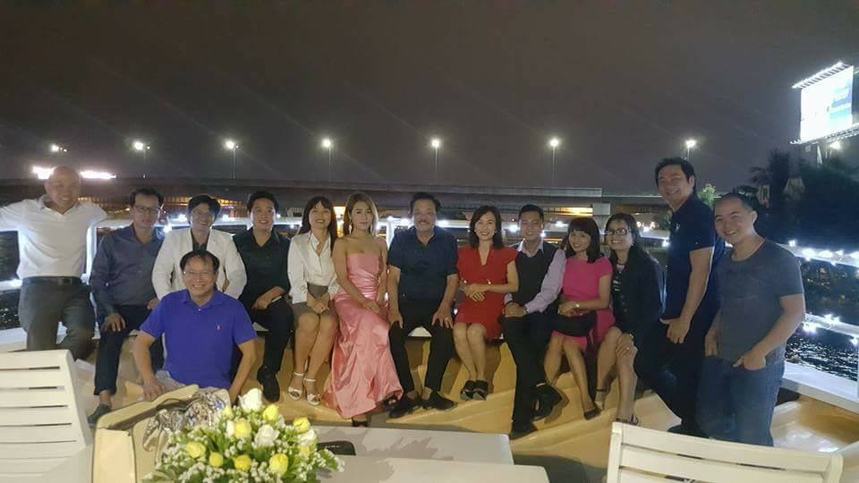 Birthday Party BNI - Chia sẻ Dr Thanh (THP)