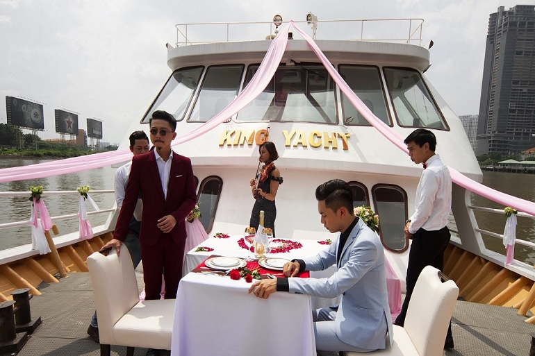 Official Trailer - Đích Tôn Độc Đắc - Du thuyền King Yacht