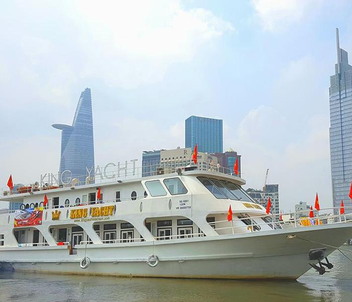 """Du thuyền King Yacht – """"Nhân đôi giá trị sống"""""""